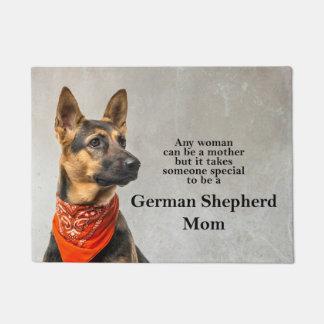 German Shepherd Mom Doormat
