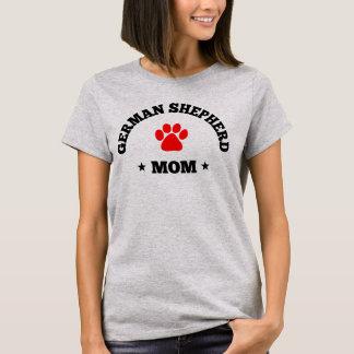 German Shepherd Mom T-Shirt