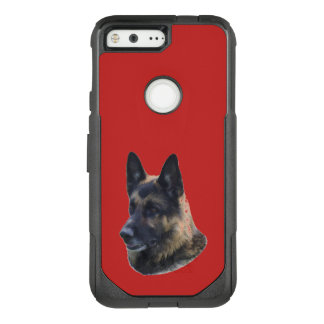 German Shepherd OtterBox Commuter Google Pixel Case