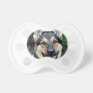 German Shepherd Pacifier/Binky Baby Pacifiers