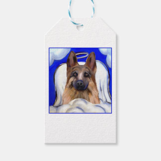 German Shepherd  PET ANGEL Gift Tags