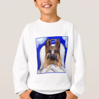 German Shepherd  PET ANGEL Sweatshirt