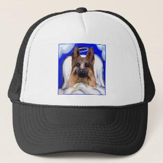 German Shepherd  PET ANGEL Trucker Hat