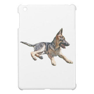 German Shepherd pup iPad Mini Cover
