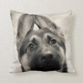 German Shepherd Puppy cushion