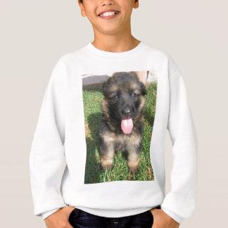 german shepherd puppy.png sweatshirt