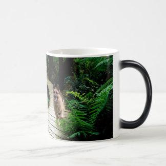 German Shepherd Rain Forest Magic Mug