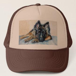 German Shepherd Trucker Hat