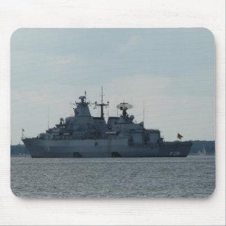 german ship mouse pad