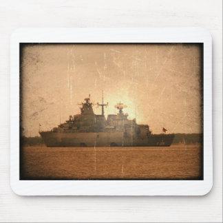 German Ship Mousepad