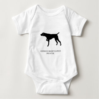 German Shorthaired Pointer Baby Bodysuit
