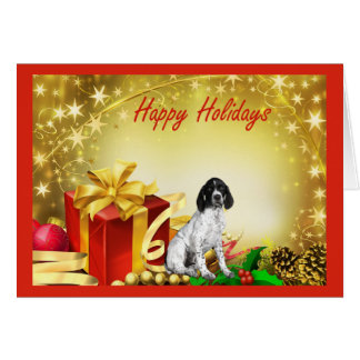 German Shorthaired Pointer Christmas Card Gifts