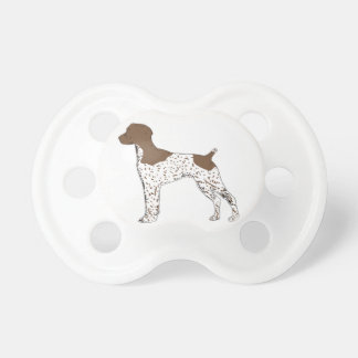 german shorthaired pointer color silhouette dummy