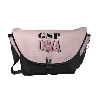 German Shorthaired Pointer DIVA Commuter Bags