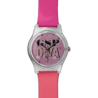 German Shorthaired Pointer DIVA Wrist Watch