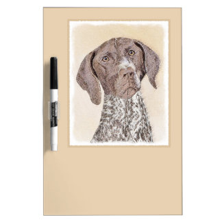 German Shorthaired Pointer Dry Erase Board