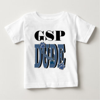 German Shorthaired Pointer DUDE Baby T-Shirt