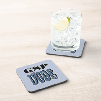 German Shorthaired Pointer DUDE Drink Coaster
