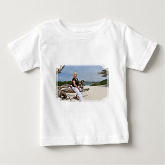 German Shorthaired Pointer - Luke - Riley Baby T-Shirt
