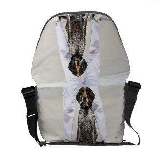 German Shorthaired Pointer - Luke - Riley Commuter Bag