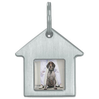 German Shorthaired Pointer - Luke - Riley Pet Name Tags