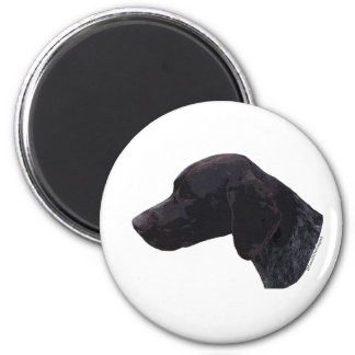 German Shorthaired Pointer Magnet