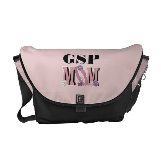 German Shorthaired Pointer MOM Commuter Bags