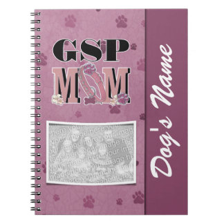German Shorthaired Pointer MOM Note Books