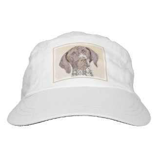 German Shorthaired Pointer Painting - Dog Art Hat