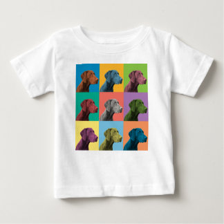German Shorthaired Pointer Pop-Art Infant T-Shirt