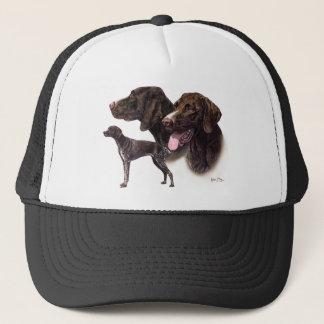 German Shorthaired Pointer Trucker Hat