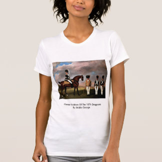 German Soldiers Of The 10Th Dragoons Tee Shirt