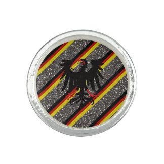 German stripes flag