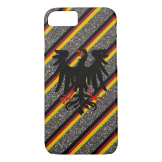 German stripes flag iPhone 8/7 case