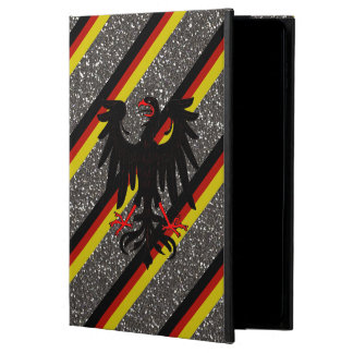 German stripes flag powis iPad air 2 case