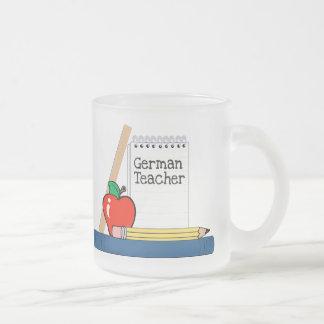 German Teacher (Notebook) Coffee Mugs