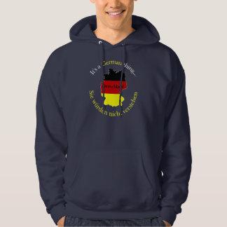German Thing Hoodie