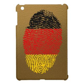 German touch fingerprint flag cover for the iPad mini