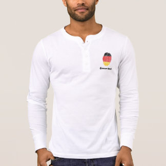 German touch fingerprint flag T-Shirt