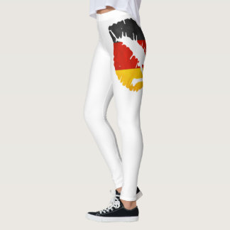 German Toxic Kiss Leggings
