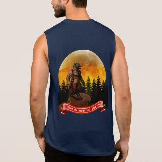 German Werwolf Bier - Bavarian Werewolf Sleeveless Shirt