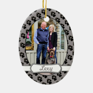 German Wirehaired Pointer - Lexy Ornament