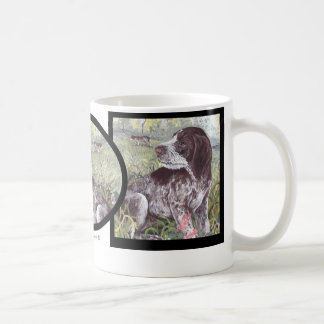 German Wirehaired Pointer Puppy Dreamer Mug