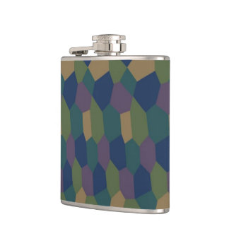 German WWI Lozenge Camouflage Flask 2