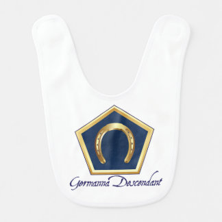 Germanna Baby Bib