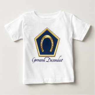 Germanna Descendant Baby T-shirt