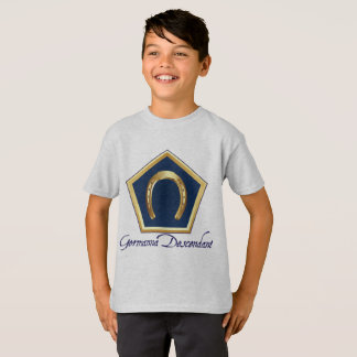 Germanna Descendant Kids T-shirt