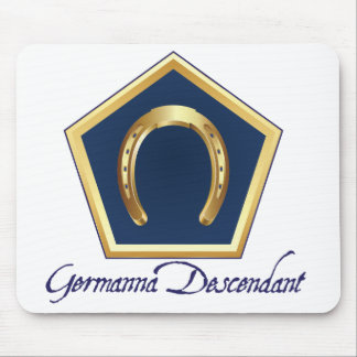 Germanna Descendant Mousepad
