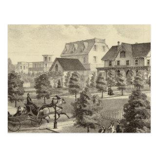Germantown Cottage, Atlantic City, NJ Postcard