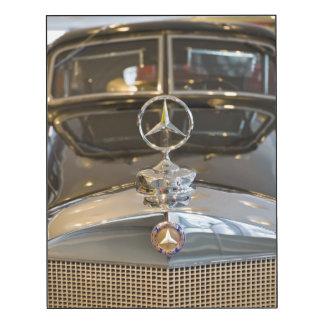 Germany, Baden-Wurttemberg, Stuttgart. Mercedes
